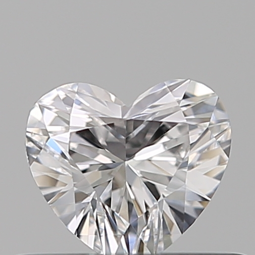 0.30 ct Heart Shape Diamond : D / VS1