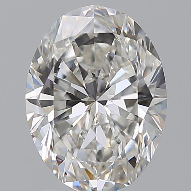 1.51 ct Oval Diamond : G / VS1