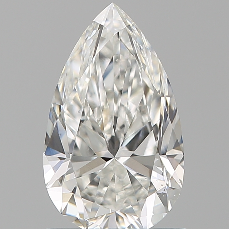 0.96 ct Pear Shape Diamond : G / VS2