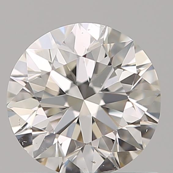 0.70 ct Round Diamond : H / SI1