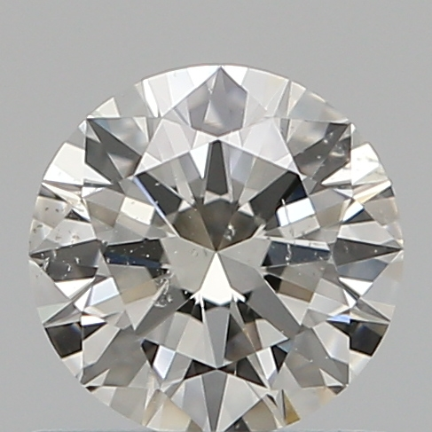 0.58 ct Round Diamond : I / SI2