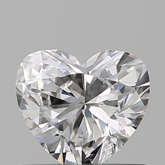 0.46 ct Heart Shape Diamond : D / VVS1