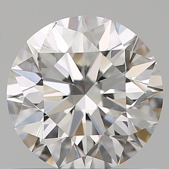 0.54 ct Round Diamond : F / SI1