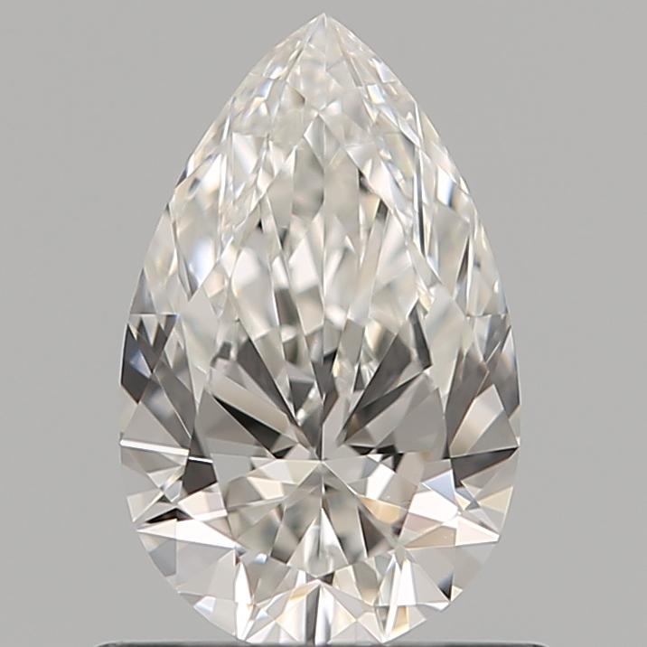 0.72 ct Pear Shape Diamond : F / VVS2