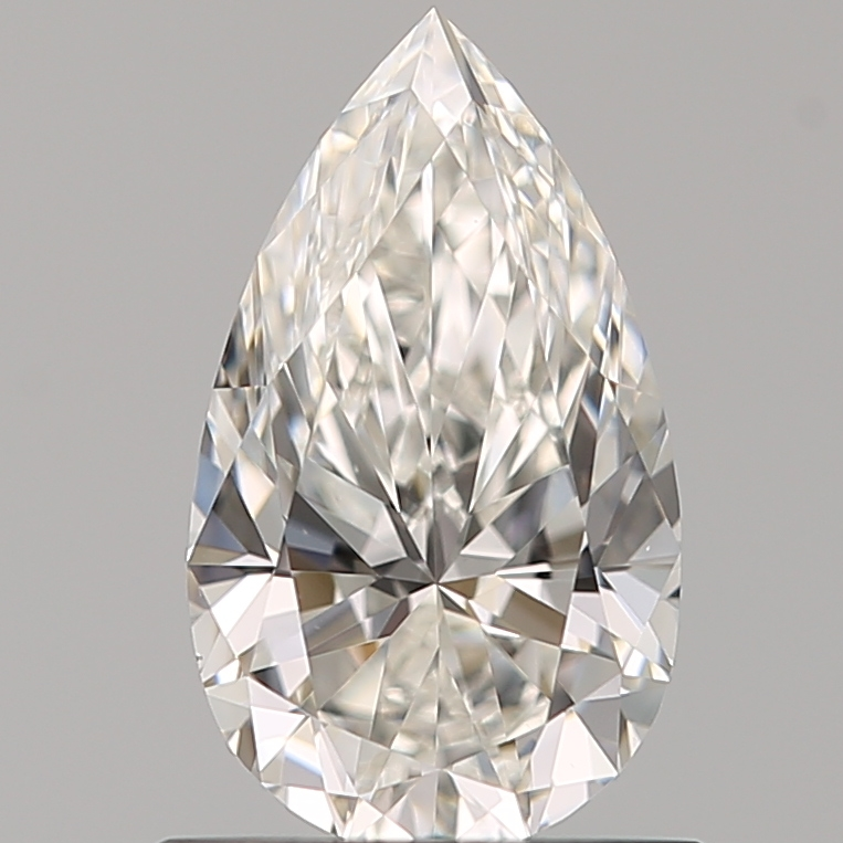 0.78 ct Pear Shape Diamond : G / VS1
