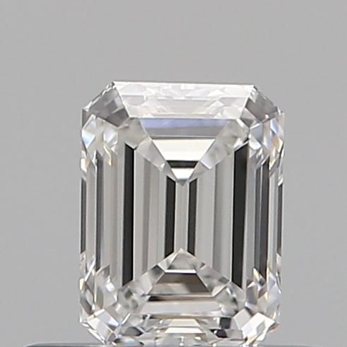 0.40 ct Emerald Cut Diamond : E / VVS2