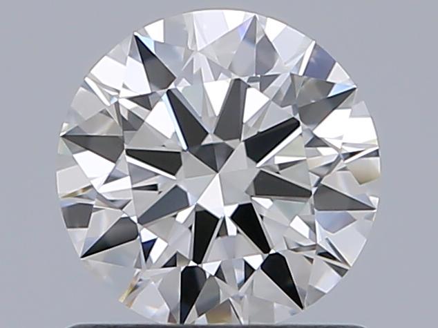 0.71 ct Round Diamond : F / VVS1