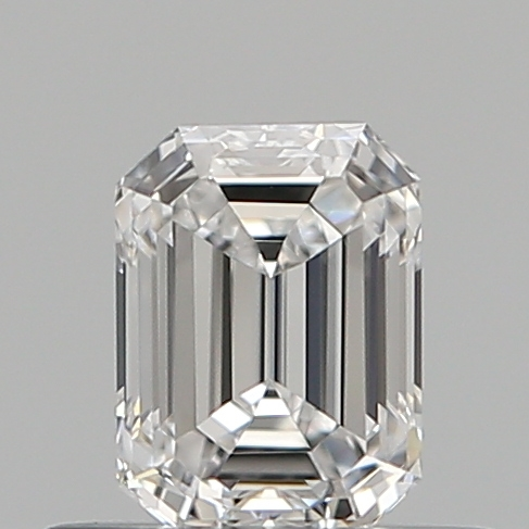 0.41 ct Emerald Cut Diamond : D / VS1