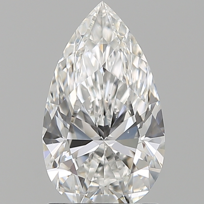 1.30 ct Pear Shape Diamond : F / VS1