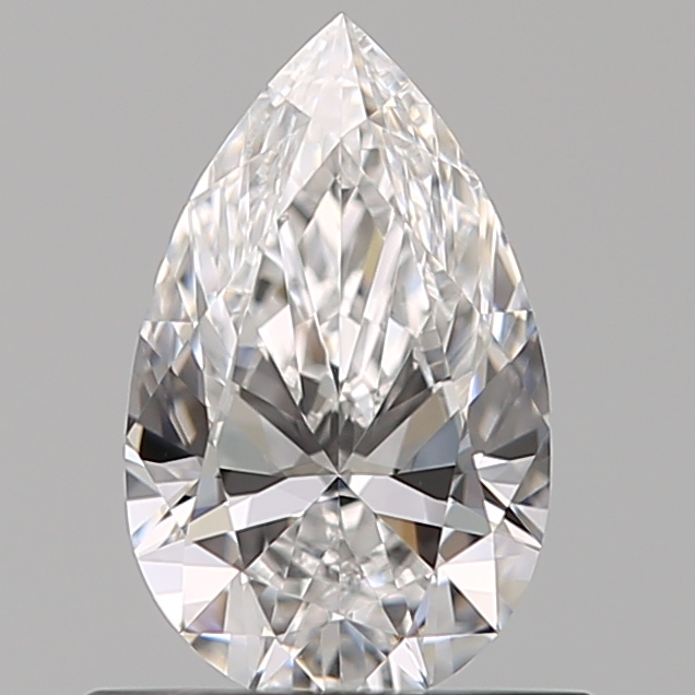 0.56 ct Pear Shape Diamond : D / VVS1