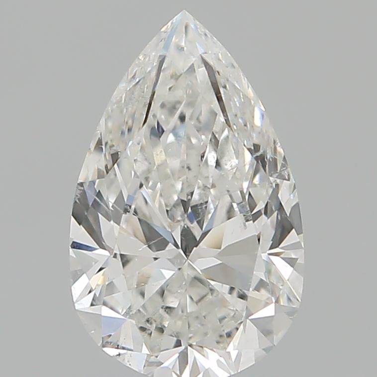 1.50 ct Pear Shape Diamond : G / SI2