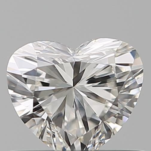 0.40 ct Heart Shape Diamond : H / VS2