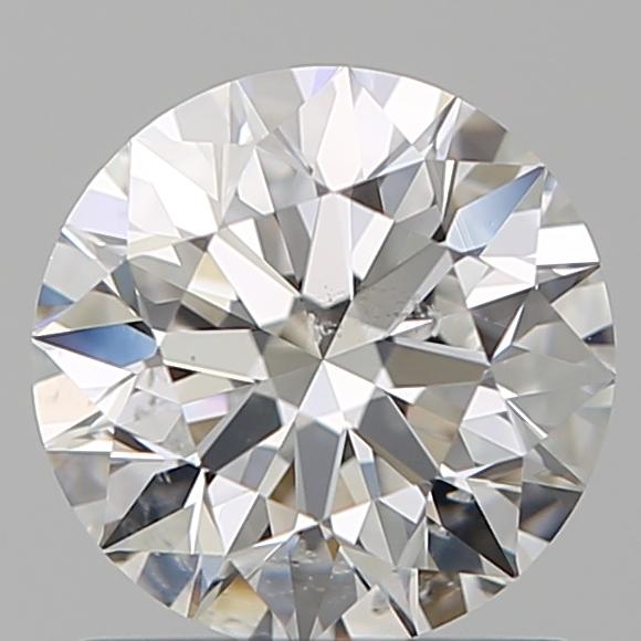 1.04 ct Round Diamond : E / SI2