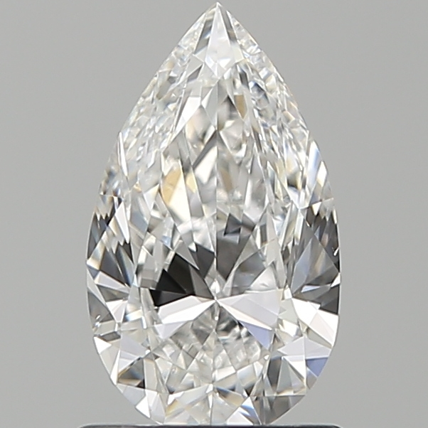 1.00 ct Pear Shape Diamond : E / VS2