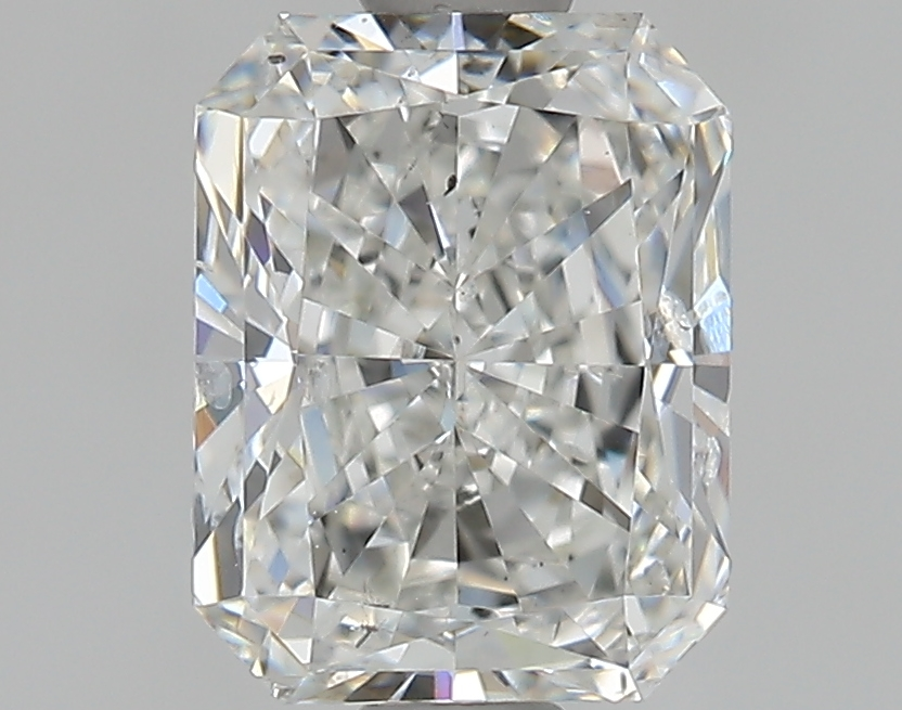 1.01 ct Radiant Diamond : G / SI2