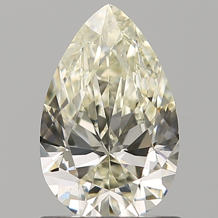 0.92 ct Pear Shape Diamond : M / VVS1
