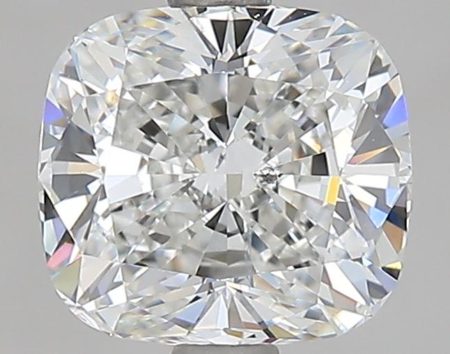 1.80 ct Cushion Cut Diamond : G / SI1