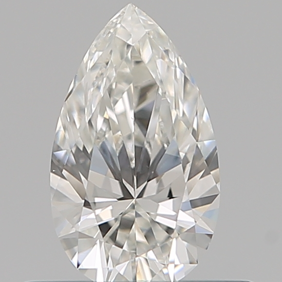 0.40 ct Pear Shape Diamond : G / VVS2