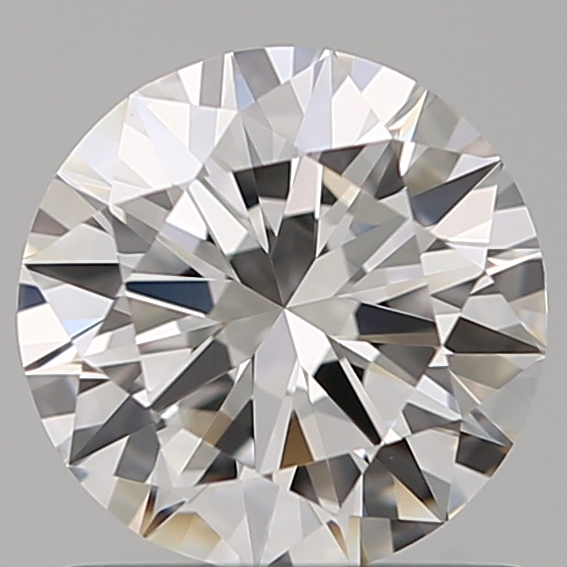 0.90 ct Round Diamond : F / VVS1
