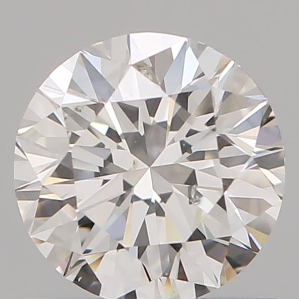 0.70 ct Round Diamond : I / SI1