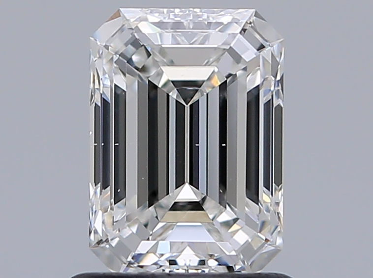 1.01 ct Emerald Cut Diamond : F / VS1