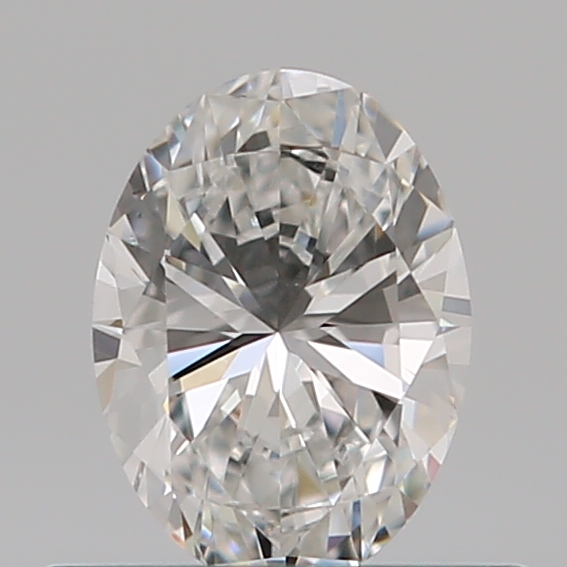 0.39 ct Oval Diamond : F / VVS1