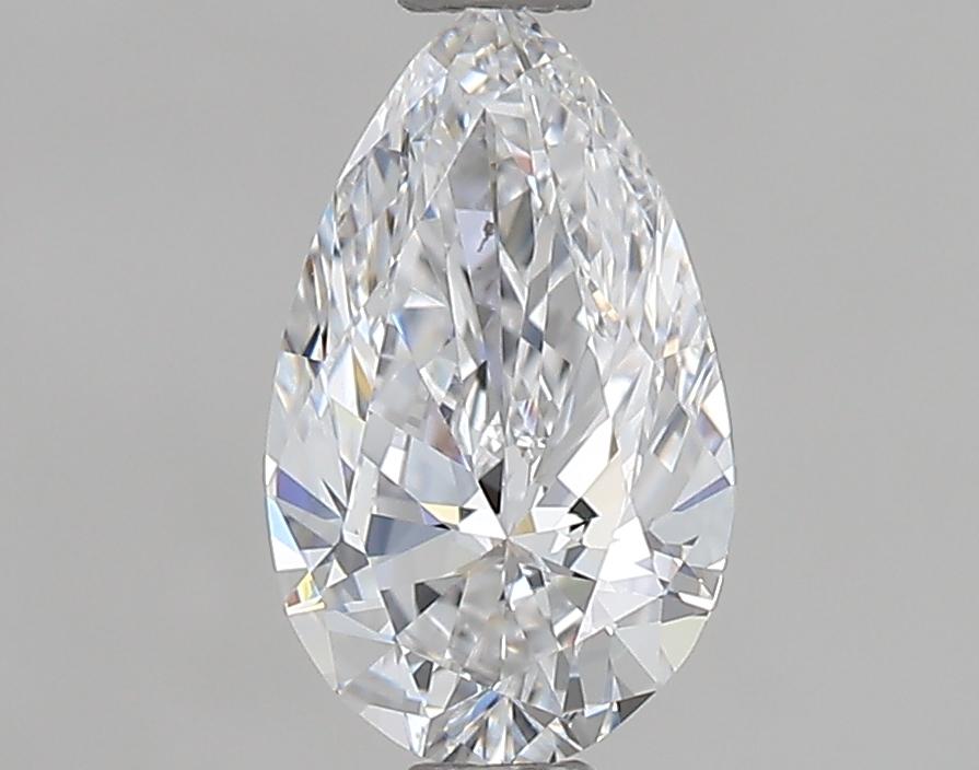 0.75 ct Pear Shape Diamond : D / VS1