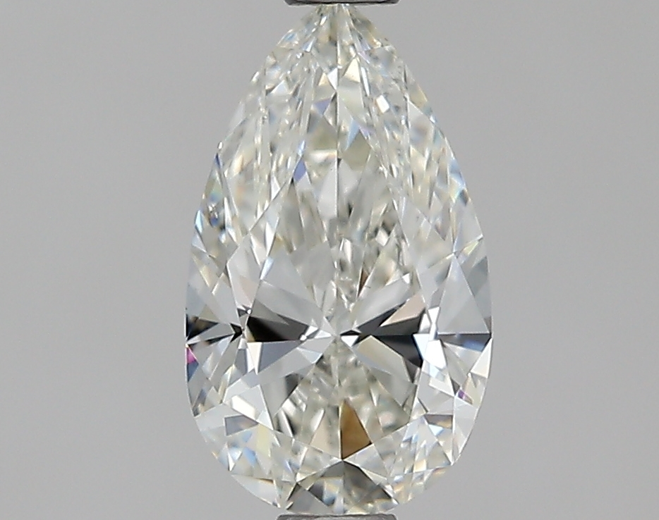 0.90 ct Pear Shape Diamond : H / VS2