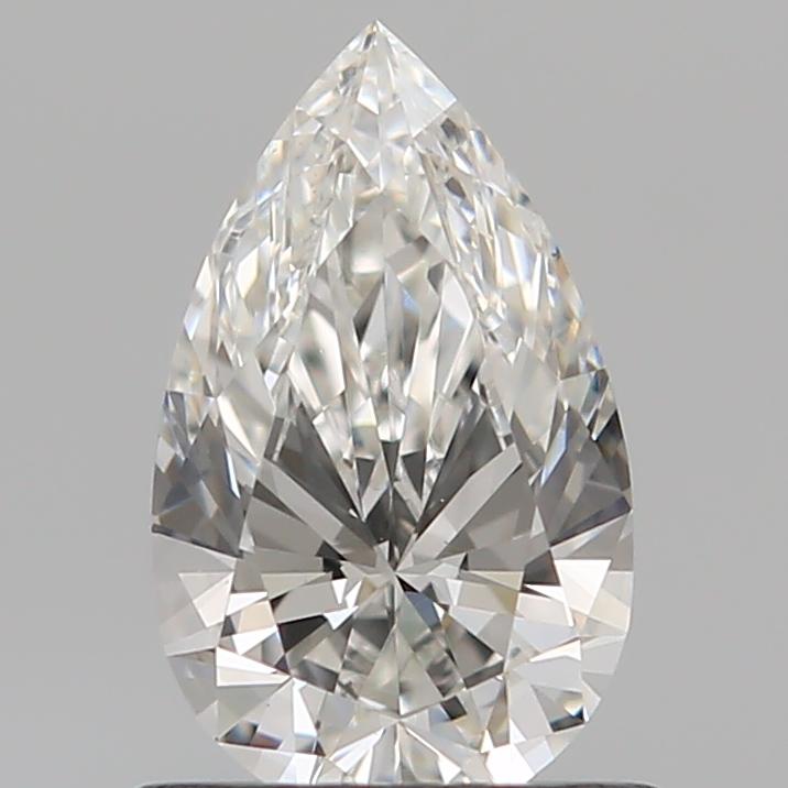 0.71 ct Pear Shape Diamond : G / VS1