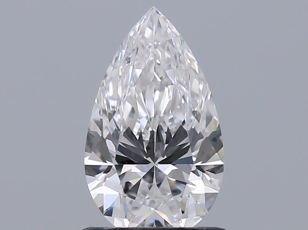 0.90 ct Pear Shape Diamond : D / VS1