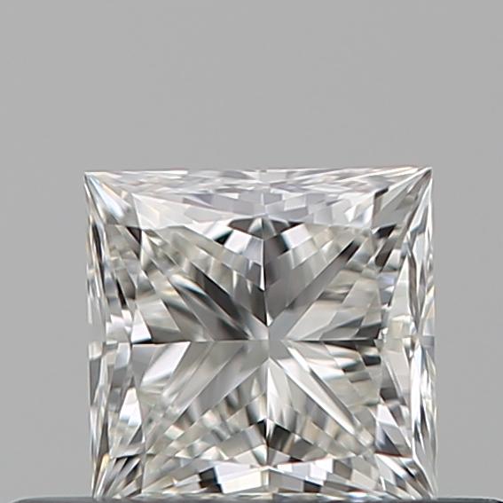 0.40 ct Princess Cut Diamond : I / VVS2
