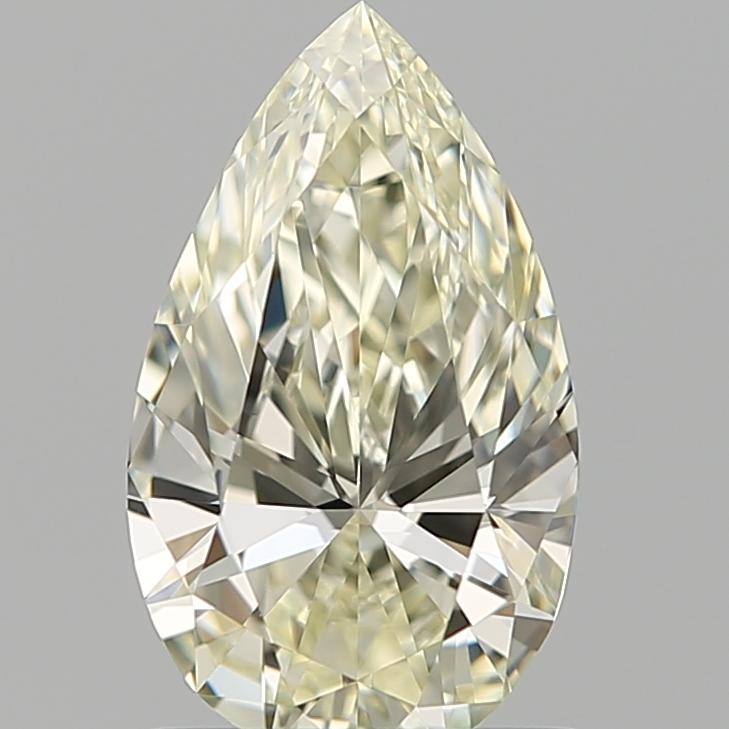 0.96 ct Pear Shape Diamond : M / VVS2