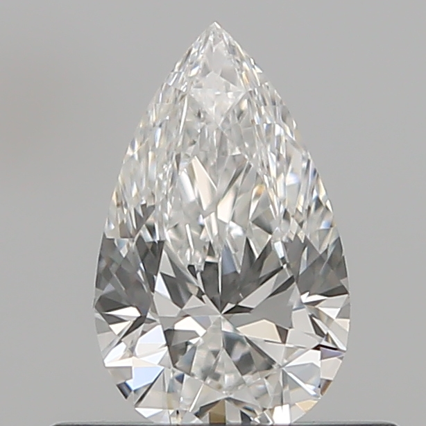 0.38 ct Pear Shape Diamond : E / VS2