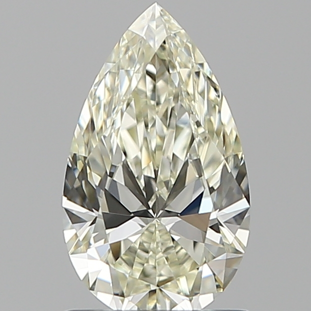 1.01 ct Pear Shape Diamond : L / VVS2