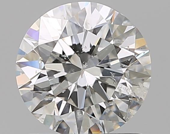 1.01 ct Round Diamond : G / I1