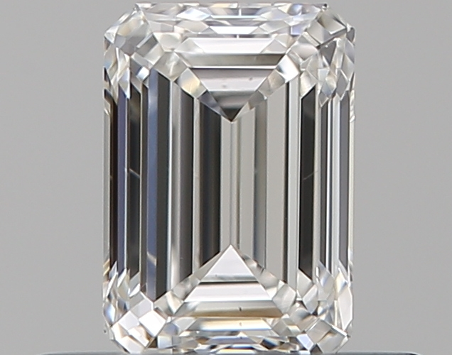 0.50 ct Emerald Cut Diamond : G / VS1