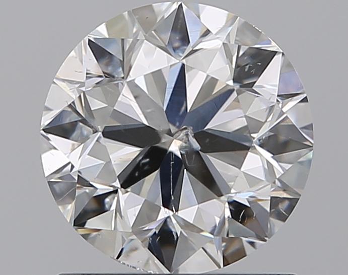 1.00 ct Round Diamond : G / I1