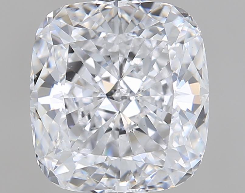 1.40 ct Cushion Cut Diamond : D / VS2
