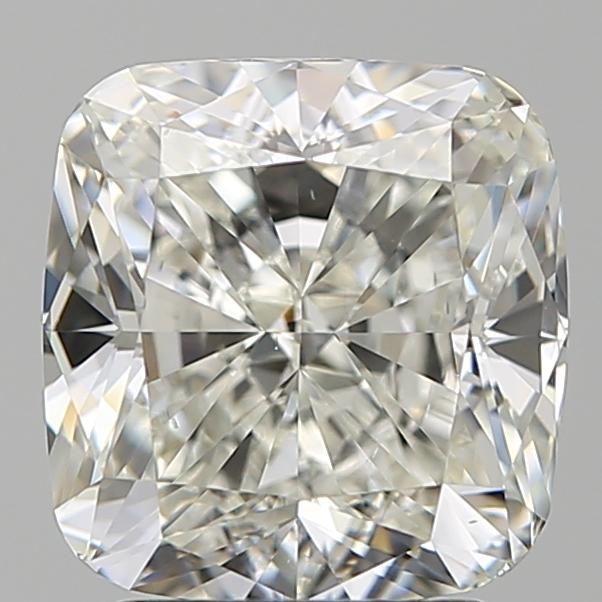 3.00 ct Cushion Cut Diamond : J / VS2
