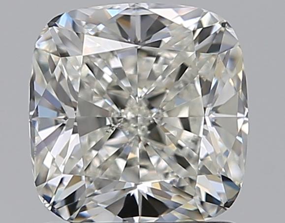 1.23 ct Cushion Cut Diamond : I / SI1
