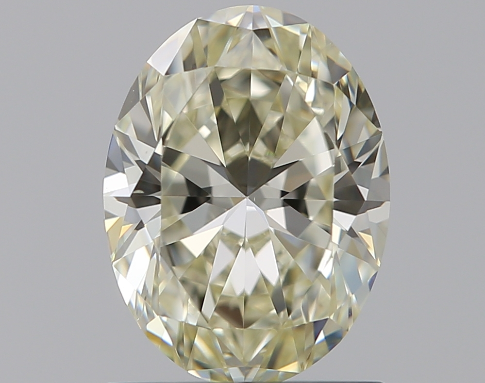 0.90 ct Oval Diamond : M / SI1