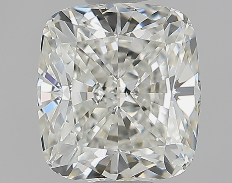 1.01 ct Cushion Cut Diamond : I / VVS2