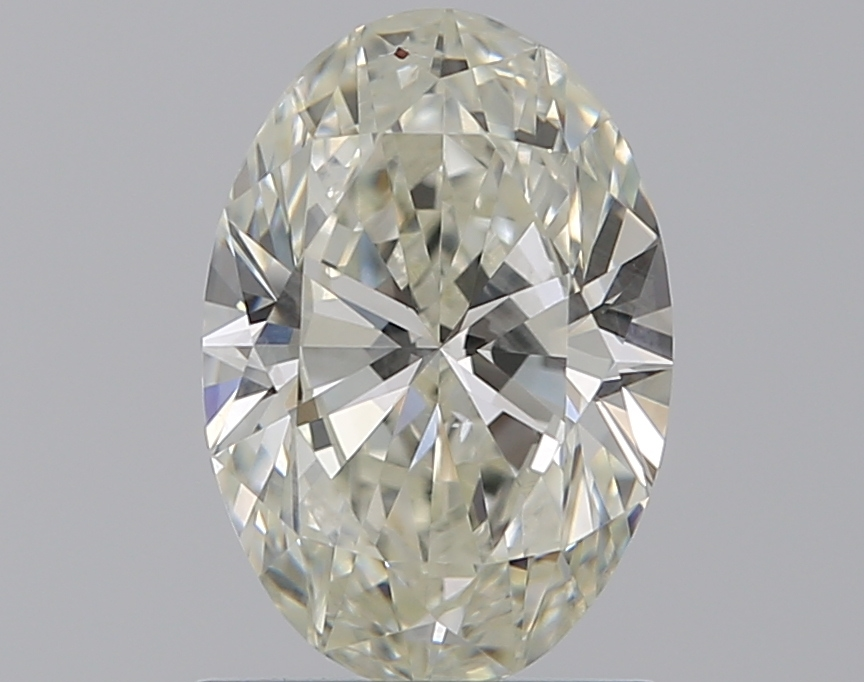1.00 ct Oval Diamond : K / SI2