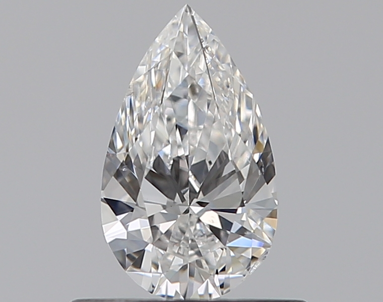 0.41 ct Pear Shape Diamond : E / SI2