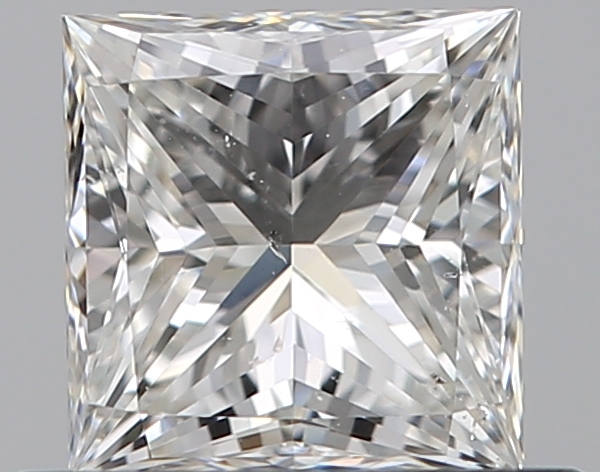 0.51 ct Princess Cut Diamond : H / SI1