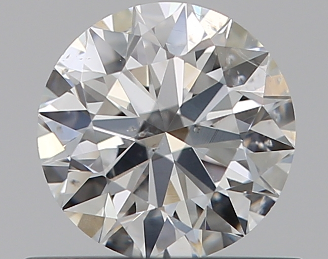 0.51 ct Round Diamond : E / SI2