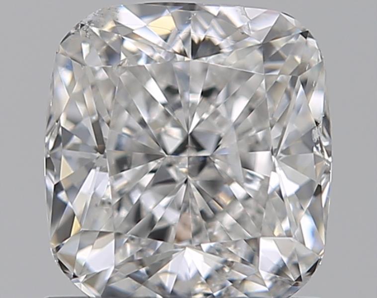 1.00 ct Cushion Cut Diamond : E / SI2