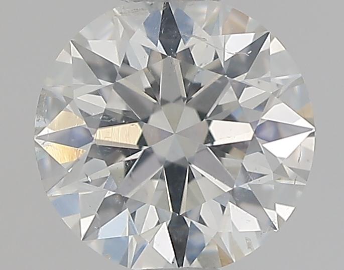 0.70 ct Round Diamond : G / SI2