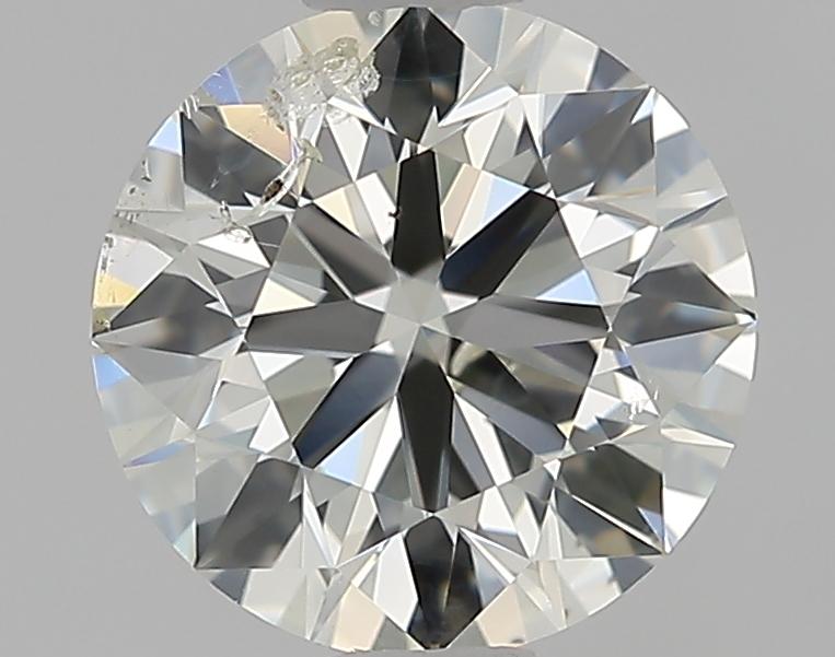 1.00 ct Round Diamond : L / I1