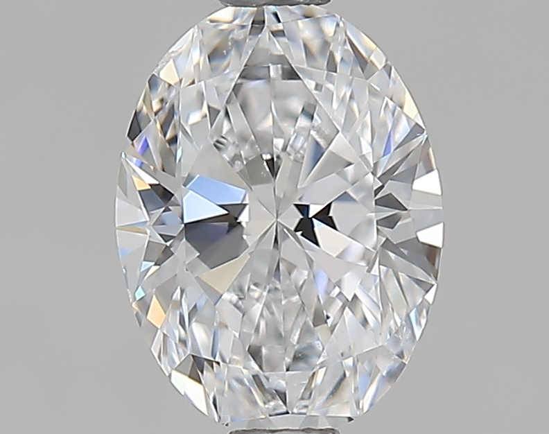 1.00 ct Oval Diamond : D / VS2